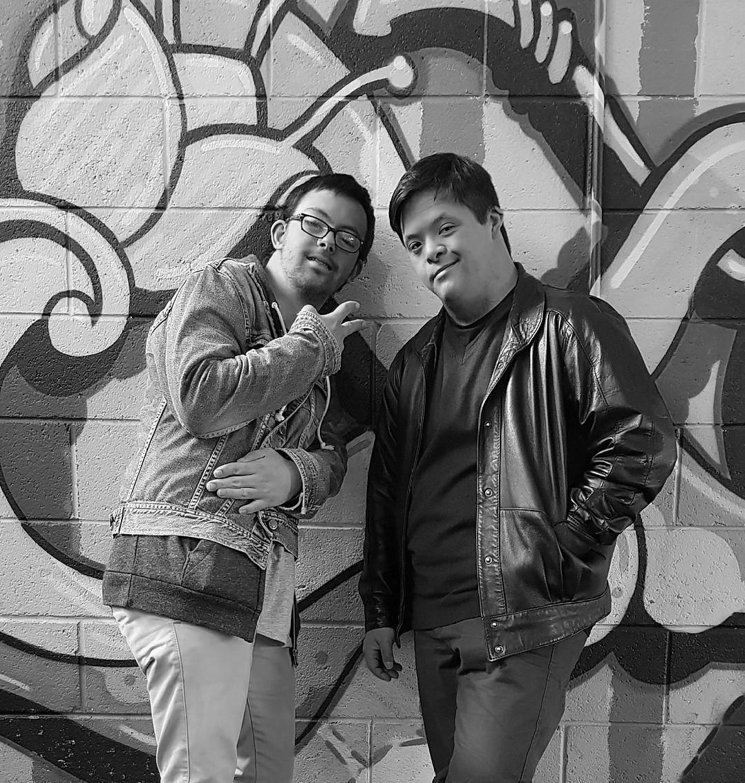 Zak and Josh THANK